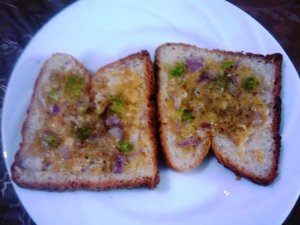 Chilli Cheese Toast