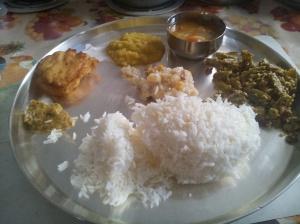 The Festive Thali!